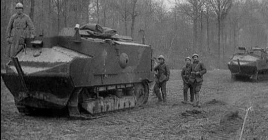 Fort de la Malmaison 2015 attaque du fort 1917 III < Chavignon < Aisne < Picardie