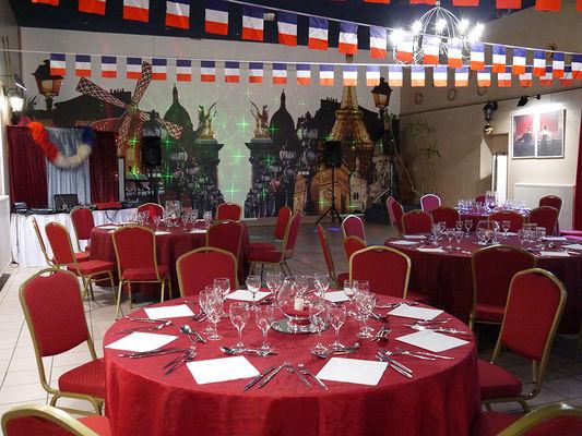 Restaurant La Renaissance 2016 III < Merlieux-et-Fouquerolles < Aisne < Picardie