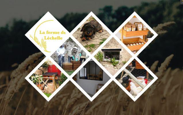 La Ferme de Léchelle < Soissons < Aisne < Picardie