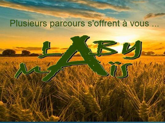 Labyrinthe de Maïs < Le Hérie La Viéville < Aisne < Picardie