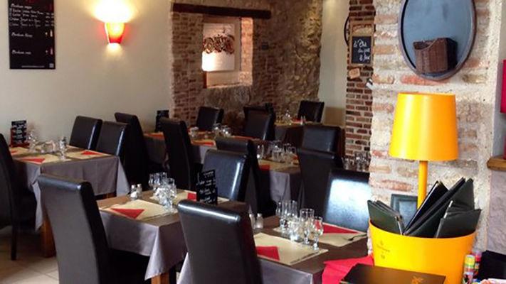 Restaurant Le Palais Gourmand < Laon < Aisne < Picardie