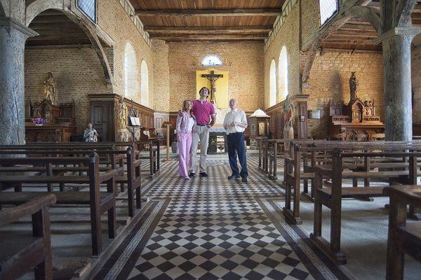 Circuit des églises fortifiées de Thiérache