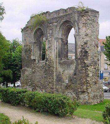 Ruines de l'Abbaye Notre-Dame < Soissons < Aisne < Picardie