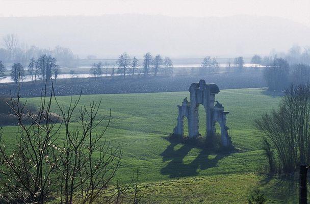Ruines du château de Soupir