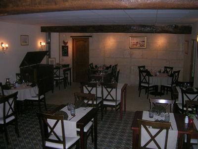 Restaurant Au Plaisir des Mets_intérieur < Bruyères-et-Montbérault < Aisne < Picardie