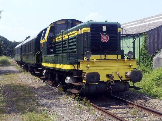 Traction diesel
