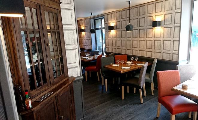 Restaurant Le Parvis 2019 II < Laon < Aisne < Picardie