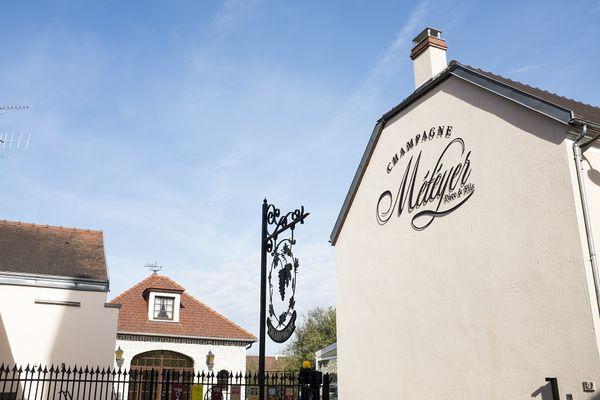 Champagne Météyer à Trélou sur Marne