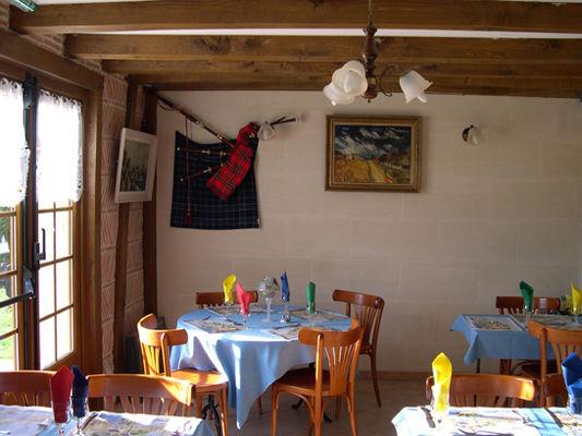 Restaurant Le Triskell 2015 I < Bourg-et-Comin < Aisne < Picardie