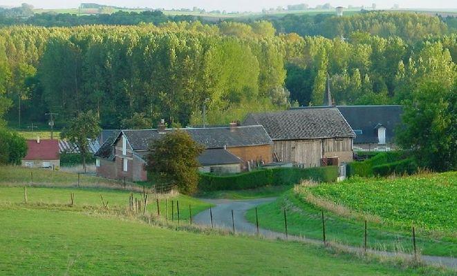 Vallée de l'Oise < Aisne