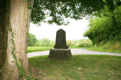 Visite thématique Chemin des Dames_poteau d'ailles < Chermizy-Ailles < Aisne < Picardie