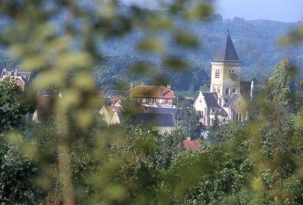 Eglise de Margival