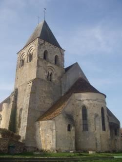 montlevon église