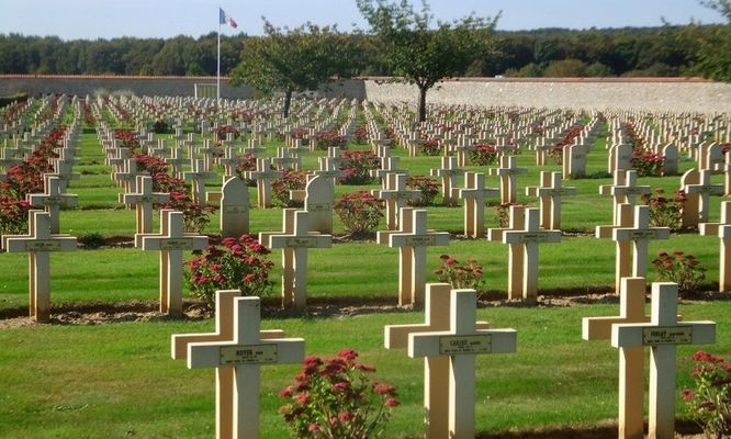 nécropole militaire de Villers-Cotterets©OT Villers-Cotterets (3)