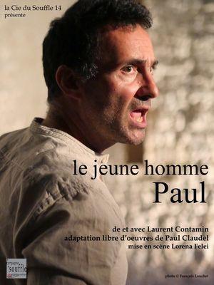 affiche_le_jeune_homme_paul_a3_c_francois_louchet