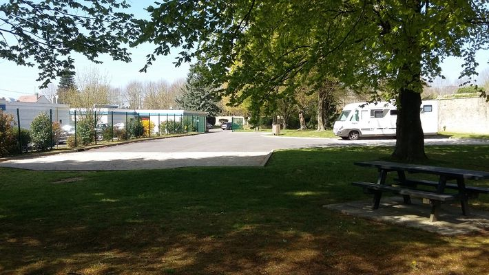 aire de stationnement camping-car Villers-Cotterets © OT Villers-Cotterets (8)