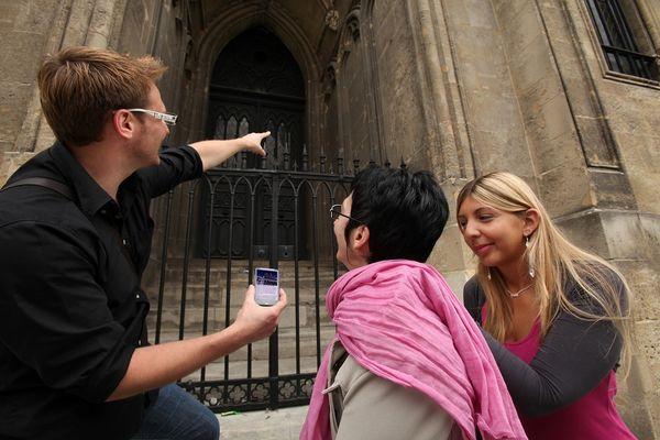 Appli-mobile Ville d'Art et d'Histoire