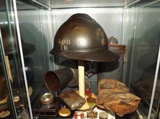 Musée Casemate 2 < Wimy < Guerre 14-18 < WWI < Aisne < Picardie < France
