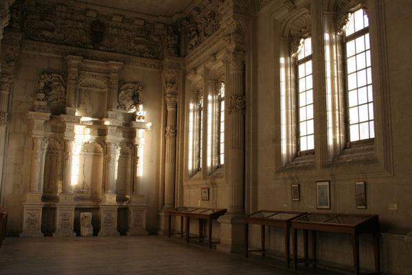chapelle château François1er<Villers-Cotterêts<Aisne<Picardie