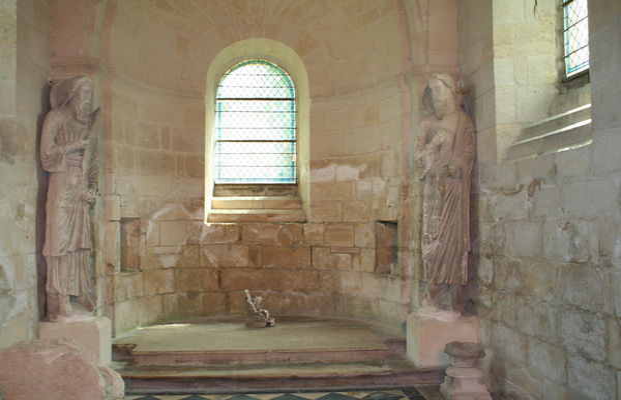 Chapelle des Templiers I < Laon < Aisne < Picardie