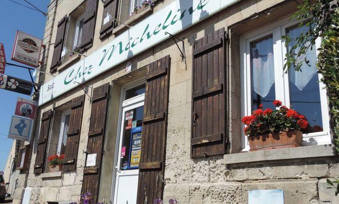 chez Micheline Brasserie à Berny-Rivière (1)