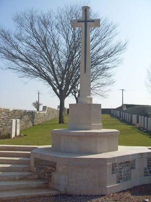 Cimetière La Baraque < Guerre 14-18 < WWI < Bellenglise < Aisne < Picardie < France