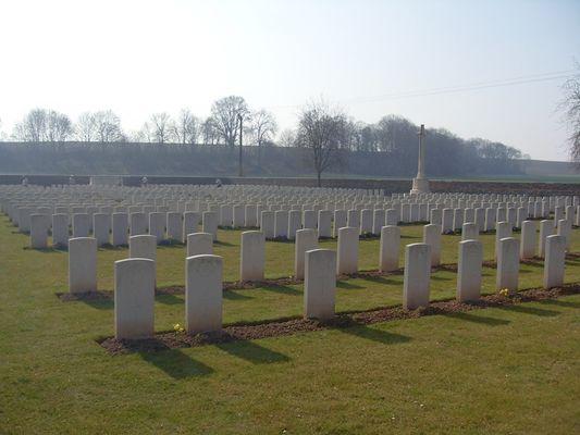 Cimetière Britannique de Vadencourt < Guerre 14-18 < WWI < Maissemy < Aisne < Picardie < France