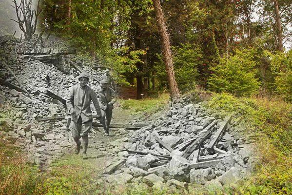 Ancien village de Craonne < Guerre 14-18 < WWI < Aisne < Picardie < France