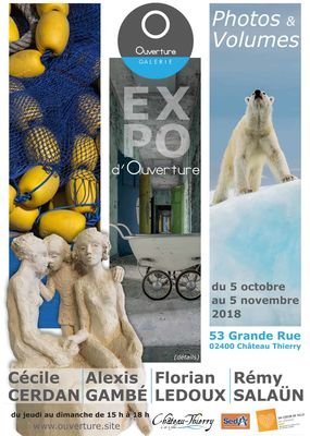 expo GALOUVERTURE 05.10au05.11