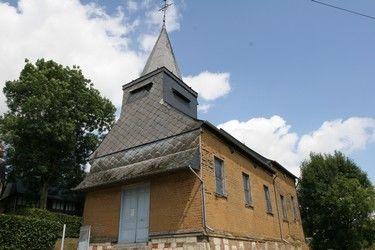 église de rouvroy-sur-serre2<Rouvroy-sur-serre<Aisne<Picardie