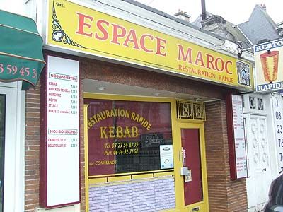 espace Maroc Soissons < Aisne < Picardie