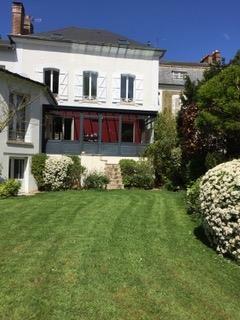Maison Joussaume Latour - façade côté jardin