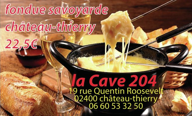 fondue fromage+ adresse