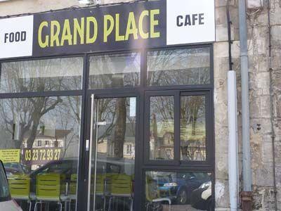 grand place food - SRIT