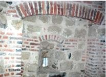 Eglise fortifiée < la Bouteille < Aisne < Picardie