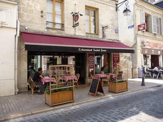 A l'Estaminet Saint-Jean à Laon