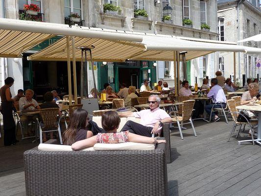 Restaurant le Parvis à Laon