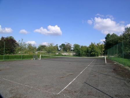 le fruitier terrain de tennis