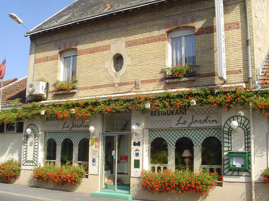 Restaurant Le Jardin < Neufchâtel-sur-Aisne < Aisne < Picardie