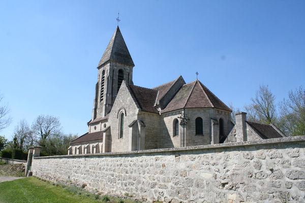 Eglise Saint-Rémi 2015 < Paissy < Aisne < Picardie
