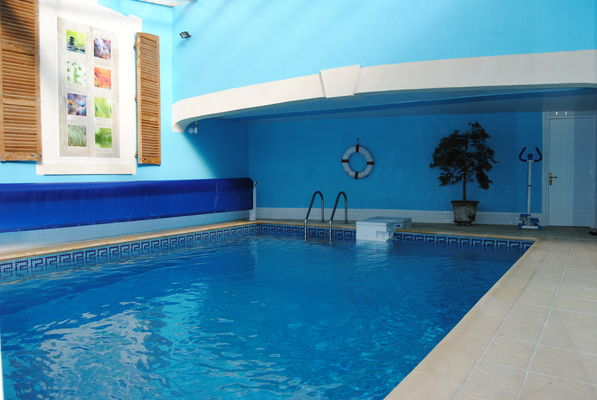 piscine du grand logis chambre d'hôte