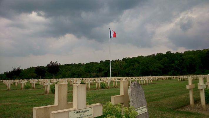 Cimetière français III < Pontavert < Aisne < Picardie