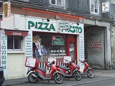 presto pizza Soissons < Aisne < Picardie