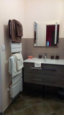 salle d'eau Samarienne