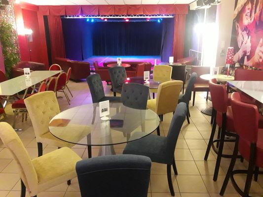 Le café-Théâtre Saint-Médard < Soissons < Aisne < Picardie