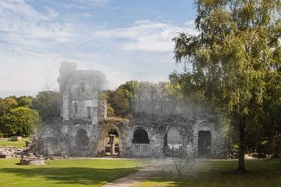 Abbaye de Vauclair < Guerre 14-18 < WWI < Aisne < Picardie < France