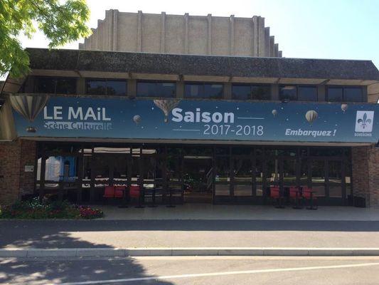 Mail-Scène Culturelle < Soissons < Aisne < Picardie