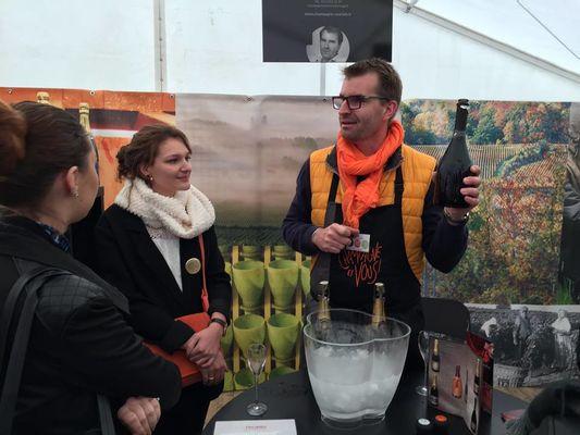 Champagne et vous à Château-Thierry