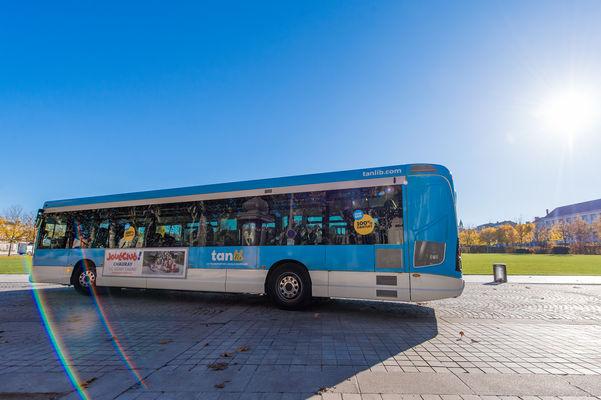 Le transport en bus de Niort Agglo : 100 % gratuit !