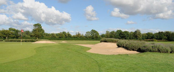 Le Golf Bluegreen de Niort